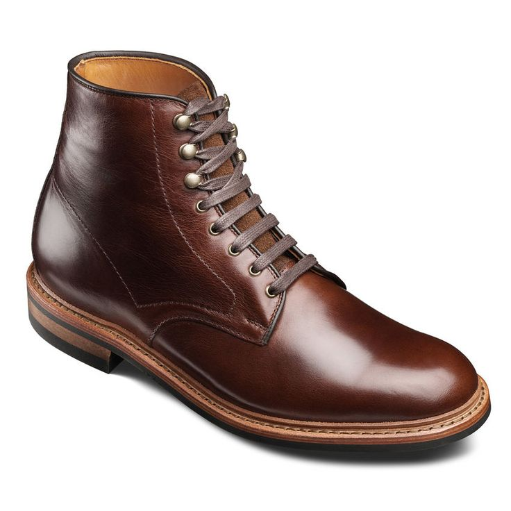 Allen Edmonds Higgins Mill Boot $350 Nice looking, leather might not take daily wear beating.