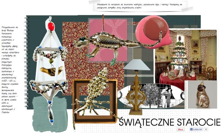 szklane dekoracje w klasycznym czeskim stylu, piękna kolekcja ozdób choinkowych z rejonu Jablonca