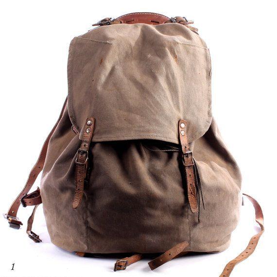 #canvas backpack, #basics, #brown