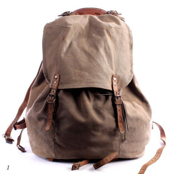 #canvas backpack, #basics, #brown
