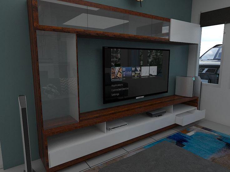 Ide desain ruang menonton untuk keluarga | Portofolio By : Communee (Interior Designer di Sejasa.com)