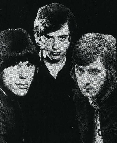 Yardbirds - Jeff Beck, Jimmy Page, Eric Clapton, the group is notable for having started the careers of three of rock's most famous guitarists, all of whom were in the top five of Rolling Stone's 100 Top Guitarists list.