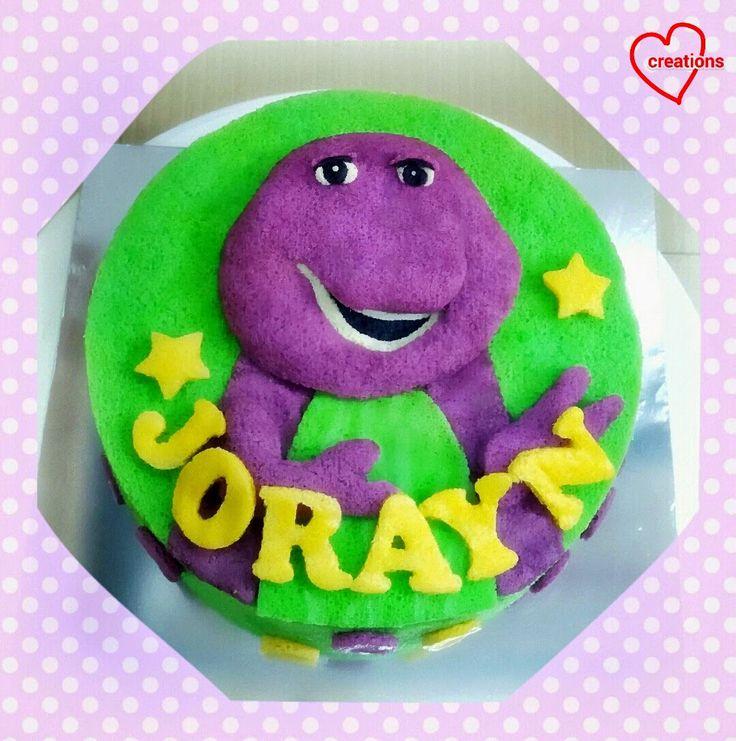 barney cake pops - photo #25
