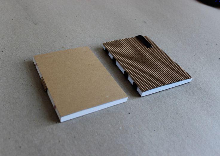 zeszyt ręcznie robiony A6 - DwieLeweRece - Notatniki A6