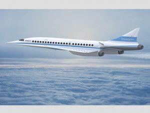 東京−サンフランシスコ間が5時間半!超音速旅客機、来年にも米国で試験フライトへ | Techable(テッカブル)