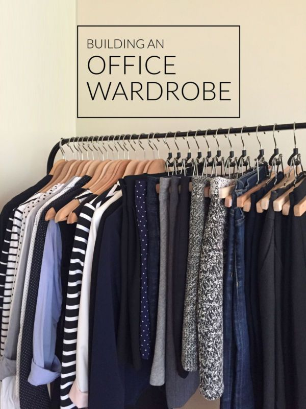 Building An Office Wardrobe | eBay