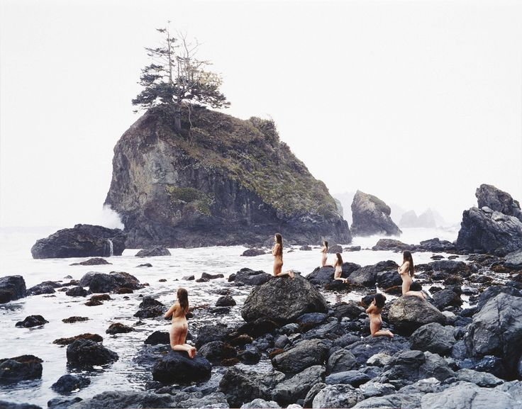 West of the Water (Justine Kurland, 2003)