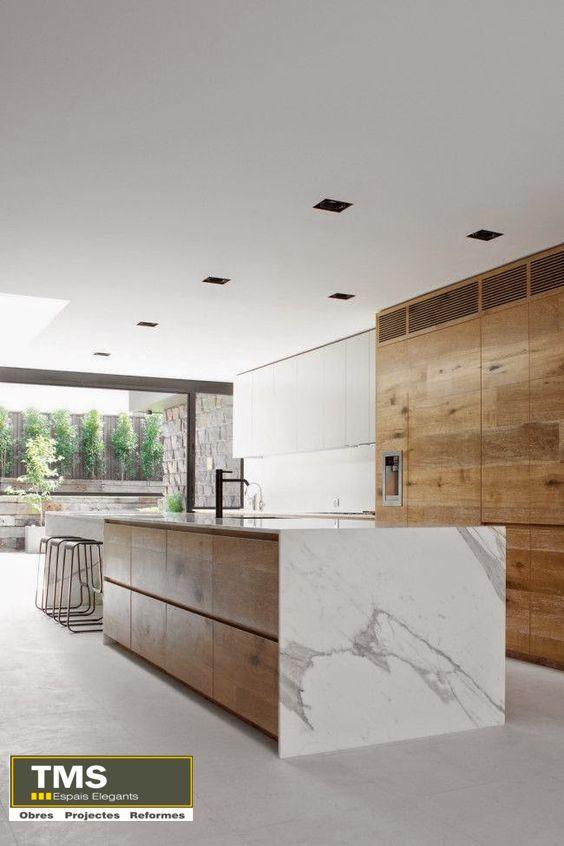 16 best #Cocinas #modernas #elegantes #tms #espais #elegants - cocinas elegantes