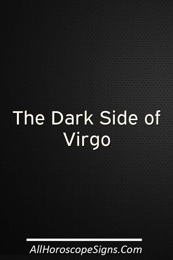 Clean-Freak Virgo Dishes the Dirt