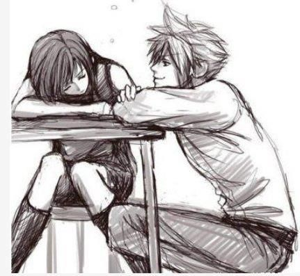 #anime #boy #girl #sleep #sweet | Random | Pinterest | Sweet Sleep And Boys