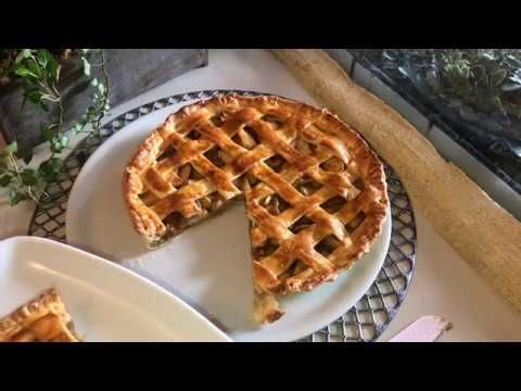 Tarte Aux Pommes Sans Creme كيكة التفاح بدون كريمة Youtube Food Make It Yourself Breakfast