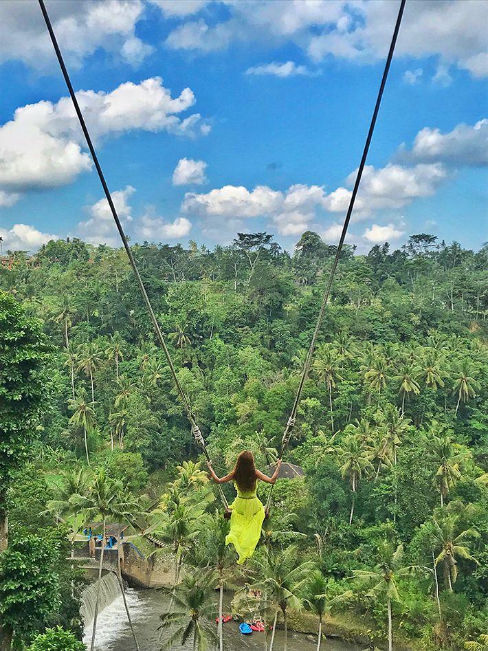 Bali Swing Swing Bali Ubud Travel