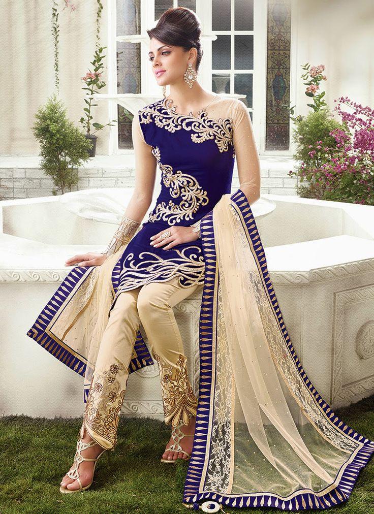 Indian dress anarkali style kameez