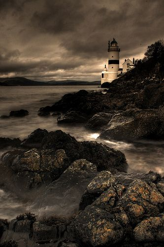Cloch Lighthouse, Gourock, Scotland