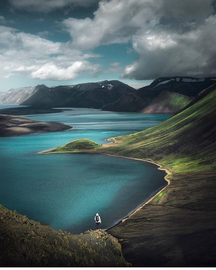 The highlands of Iceland is magical ��
