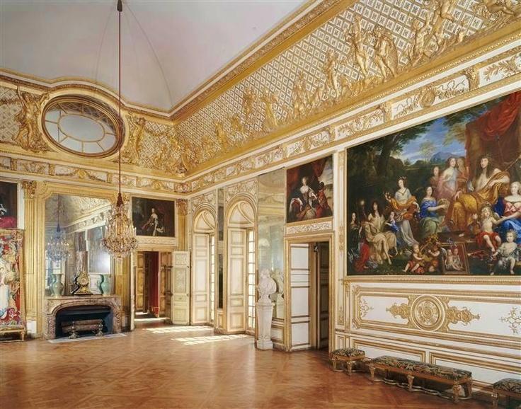 1519 best versaille images on pinterest marie antoinette for Salle de bain louis xv versailles