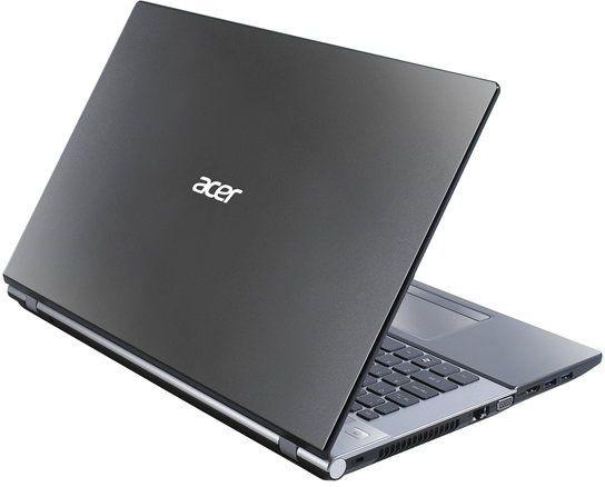 Acer Aspire V3-771G-53218G75Maii - 8GB Core i5 17.3″ GF-GT650M 2GB Skinnende grå IMR