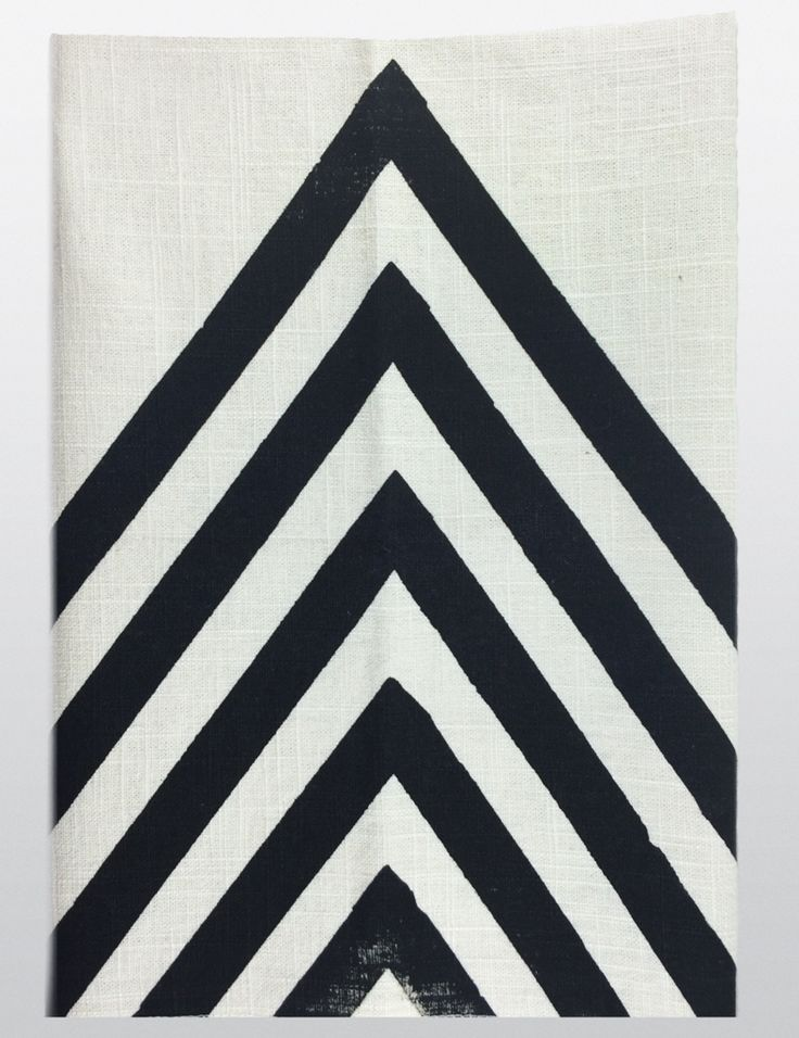 """Black Arrow"" tea towel, printed onto a lint-free, natural, unbleached 100% cotton flour sack towel. Handmade in Georgia, United States"