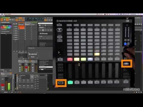 Bitwig Adds Support For Maschine Jam – Synthtopia