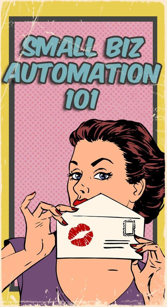 Small Biz Automation 101 // Uncork Your Dork -- #smallbusiness #sales