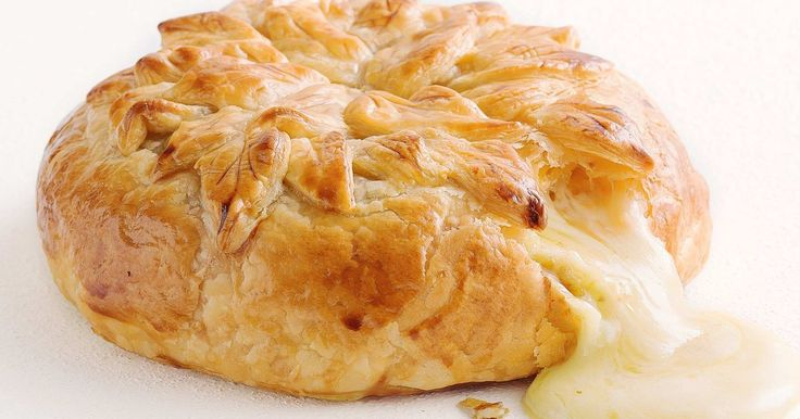 Gather a crowd and get stuck into this amazing pastry parcel, oozing with melted cheese!