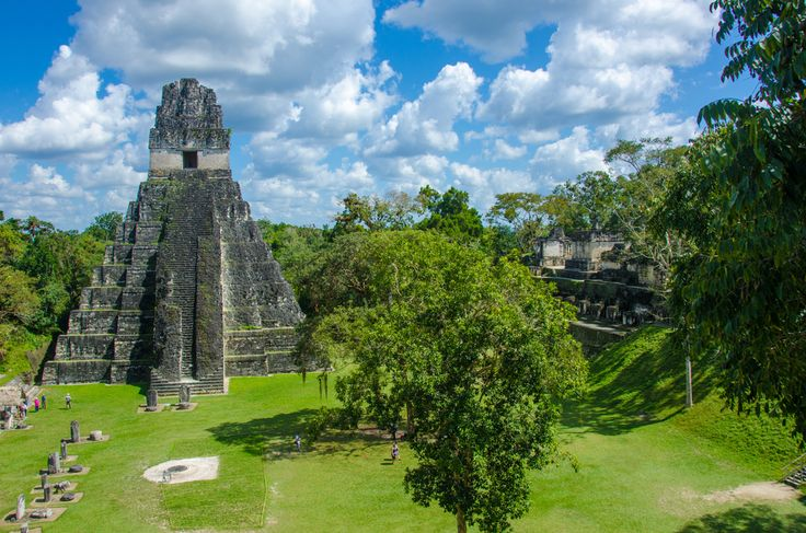 Highly recommended as part of your trip to Central America is one of the fantastic ruins such as Tikal in the North of Guatemala