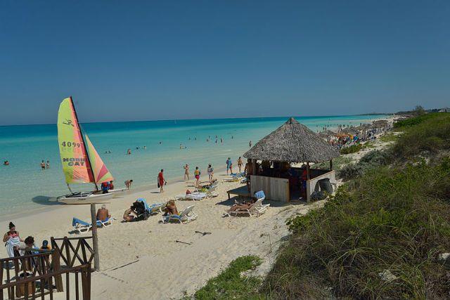 Cayo Santa María habría que mencionarlo como el paraíso Playa, mar y sol