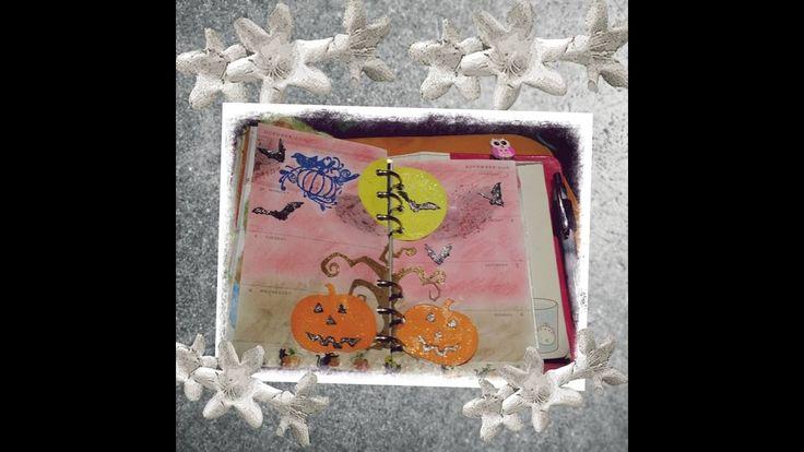 decorazione della settimana tema halloween  ft Live your Dreams
