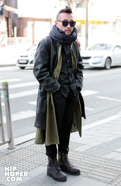 Korea man's Fashion