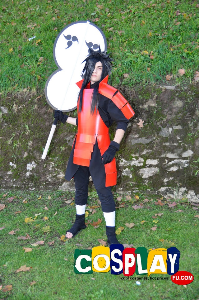 Uchiha Madara Cosplay from Naruto in LUCCA COMICS AND GAMES 2012 Italy