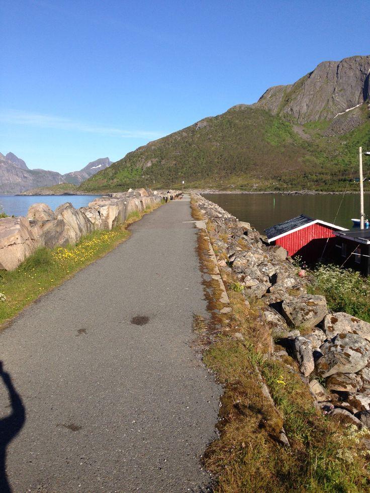 Mefjordvær, Senja, Northern Norway