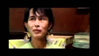 Aung San Suu Kyi - Lady of No Fear | Official Trailer,by Anne Gyrithe Bonne.