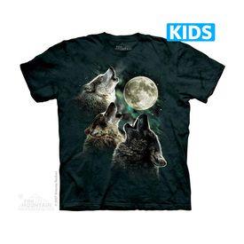 Three Wolf Moon Classic Kids T-Shirt