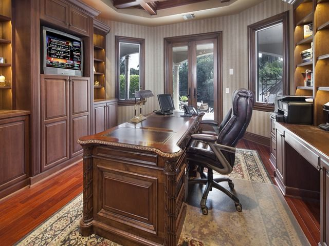 808 Best Images About Luxury Home Office, Design Ideas, Liberty