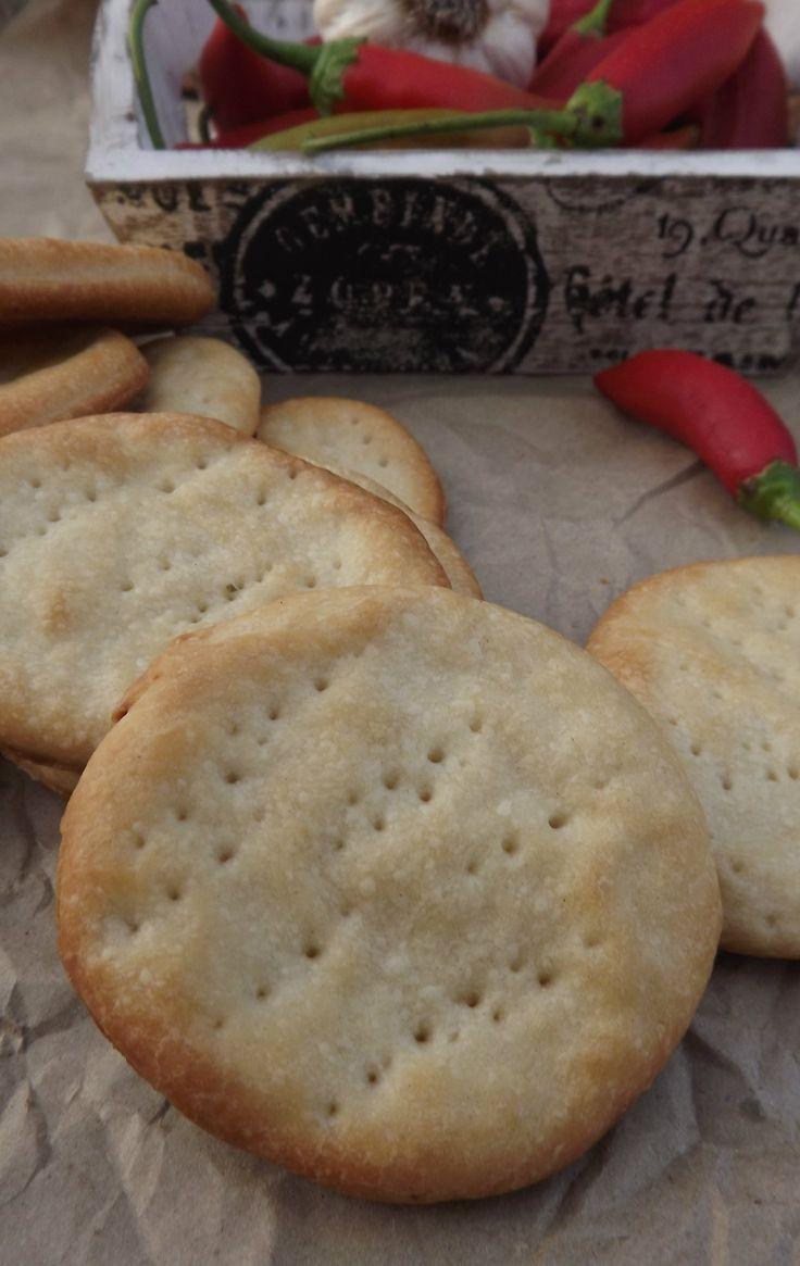 galletas saladas- fáciles y rápidas