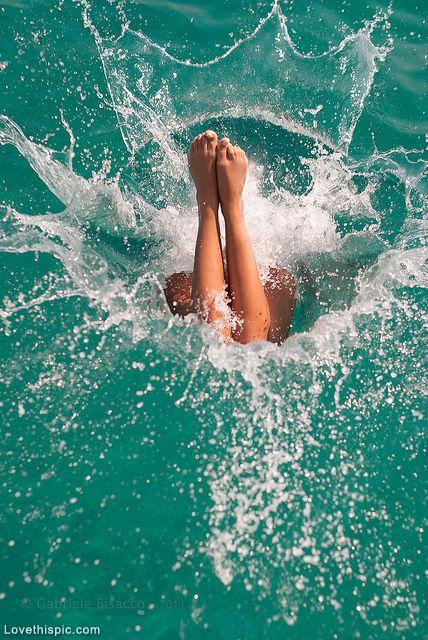 Splash | Montauk Inspiration