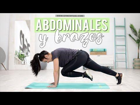 Entrenamiento intenso | abdomen fuerte y brazos definidos - GYM VIRTUAL