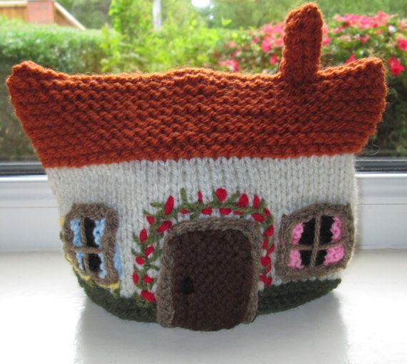 Hand knitted Traditional English Country by TeddyTogsandToys