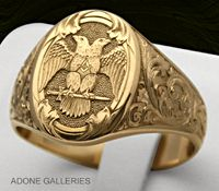 Signet ring- those are just cool