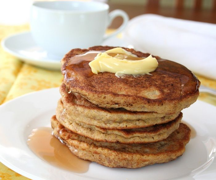 Low Carb Flax Seed Meal Pancake Recipe   All Day I Dream About Food