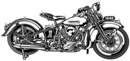 Vintage Motorcycle Drawing Behance 57+ Neue Ideen -> MOTORRÄDER – Best Motorcycle …   – Motorrad