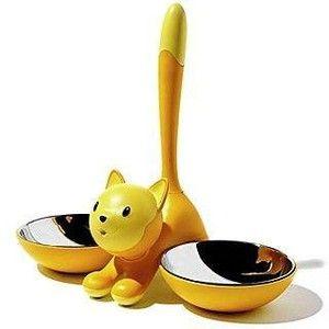 Alessi Tigrito - Cat Bowl