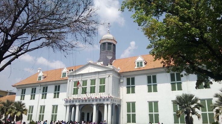 Museum Fatahilah, Kota Tua Jakarta