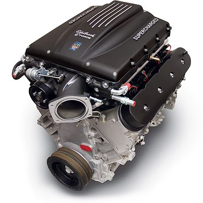 Performance Crate Engines - Chevy - LS - Supercharged GM LS 416 ...