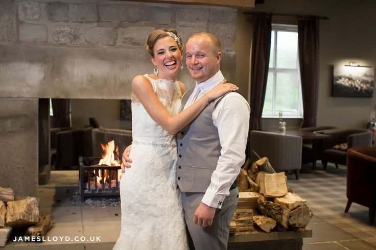 Stephanie and Chris, Coniston Hotel, Skipton