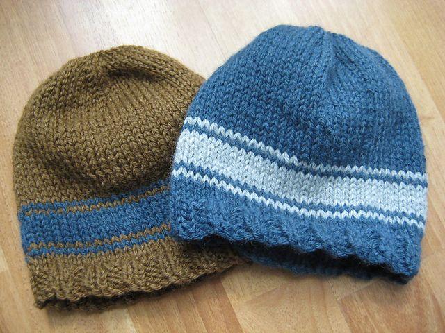 Ravelry: Basic Toddler Hat pattern by Lauren Estes