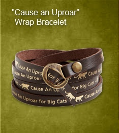 I just purchased this to help save tigers! <3<3
