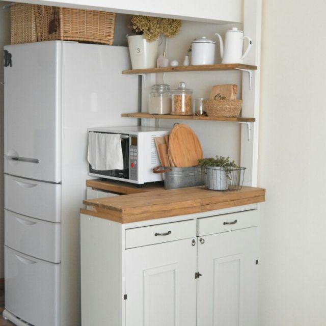 狭いキッチンも諦めないで 賢く使うコツを紹介します 賃貸キッチン 狭い キッチン 狭い家のキッチン