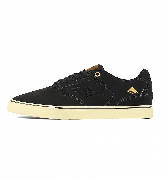 Shoes Teniși Emerica The Reynolds Low Vulc dark grey