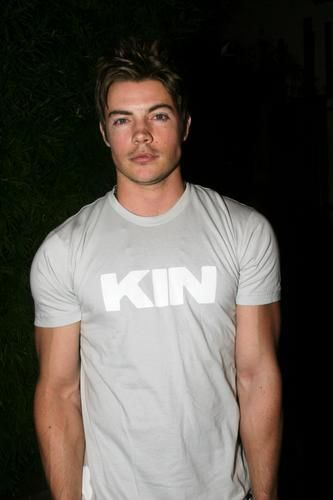Josh Henderson...the ONLY reason I watch 'Dallas'.  <3